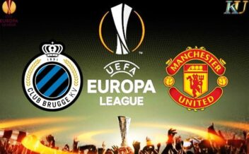 Club Brugge Vs Man United Vòng 1/16 Europa League