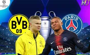 Borussia Dortmund Vs Paris Saint Germain Champions League
